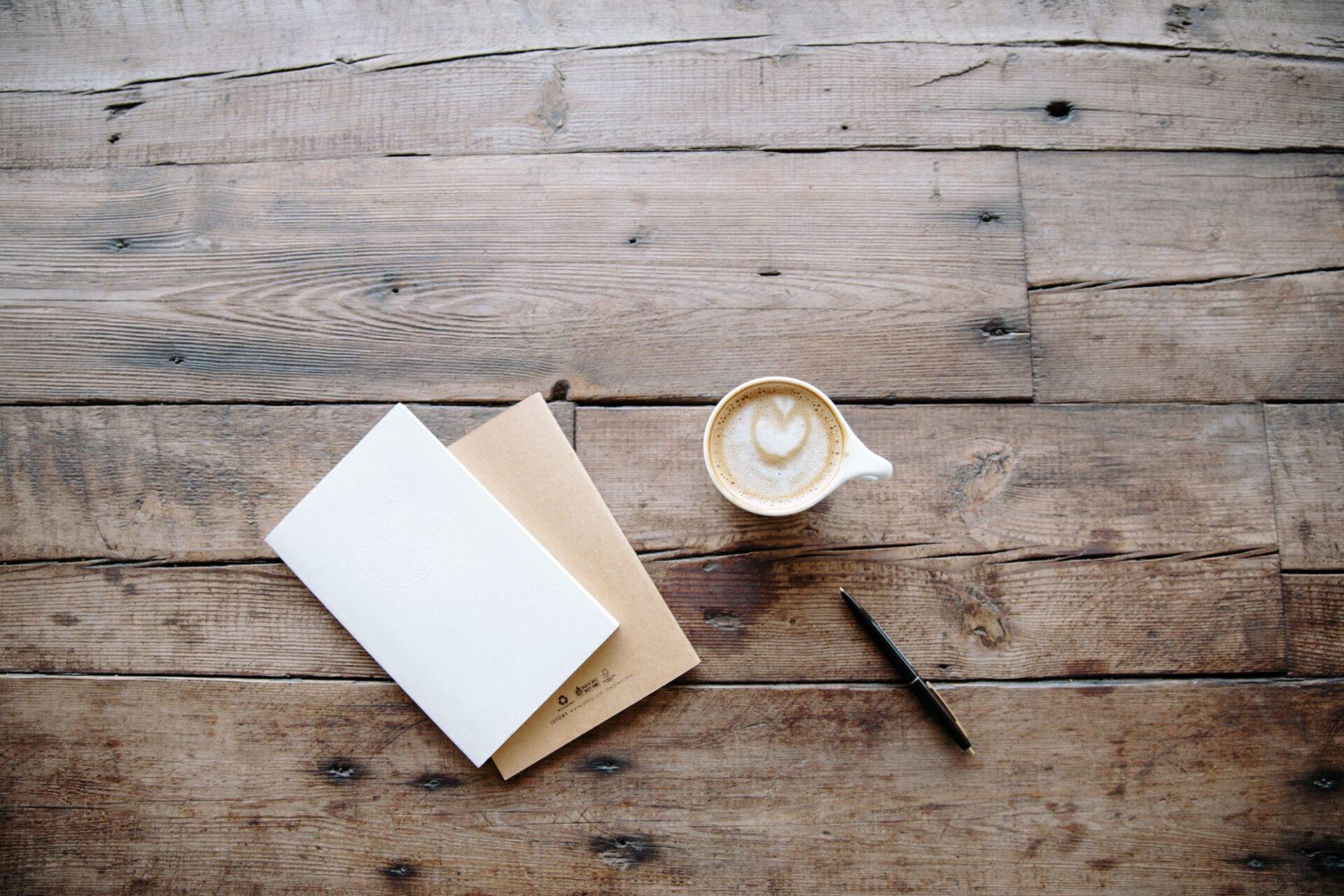 schrijftip gedachten weergeven