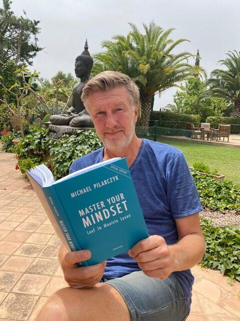 Kickstart je boek met Jet en Denise - Master your mindset Michael